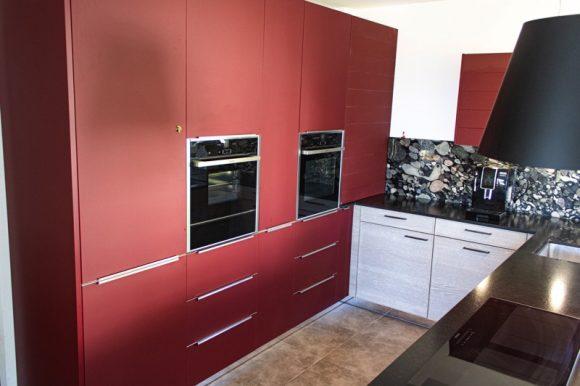 Projet client : Installation cuisine d'exposition