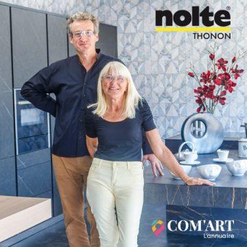 On parle de nous : Comart magazine