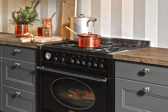 Une cuisine campagnarde : ambiance chaleureuse et familiale garantie !
