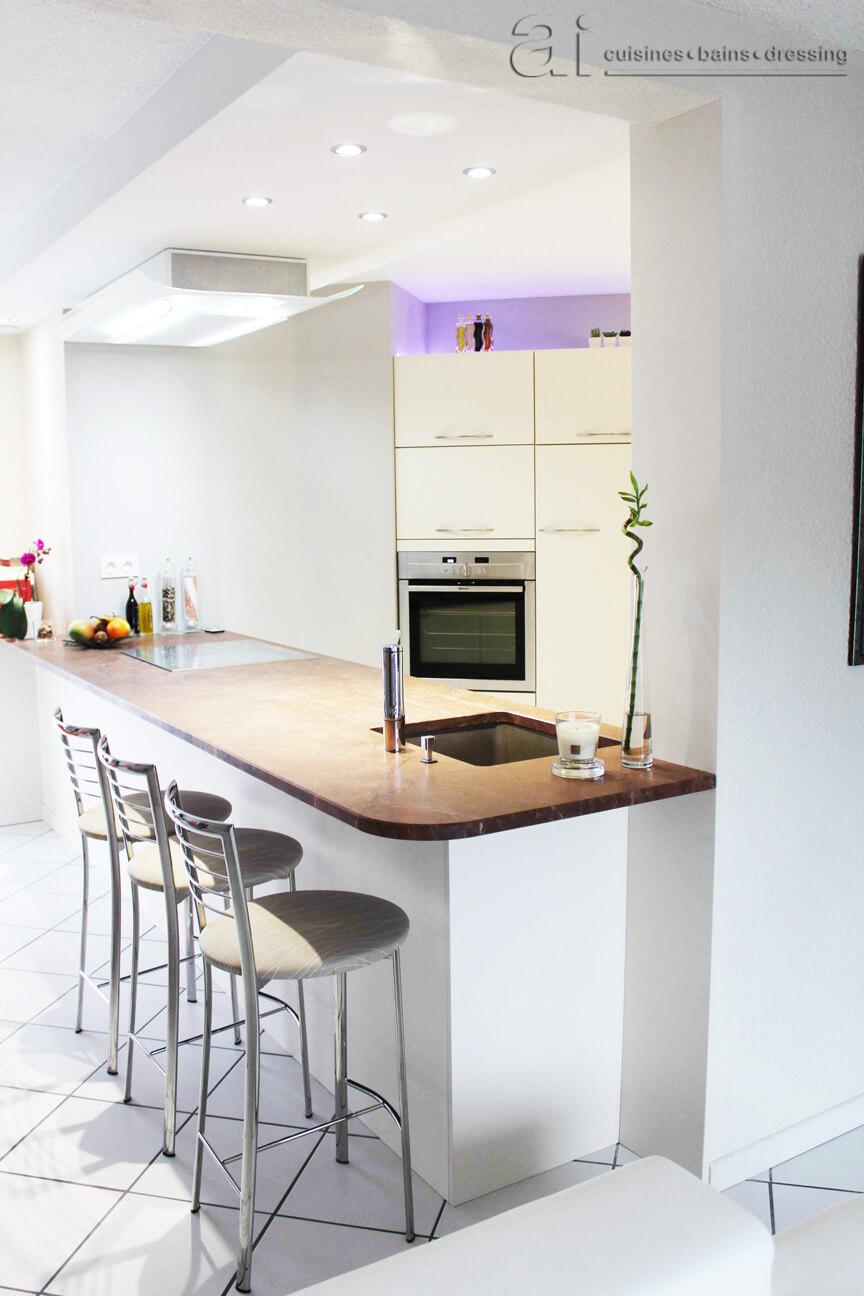 projet de fran oise ai cuisines. Black Bedroom Furniture Sets. Home Design Ideas