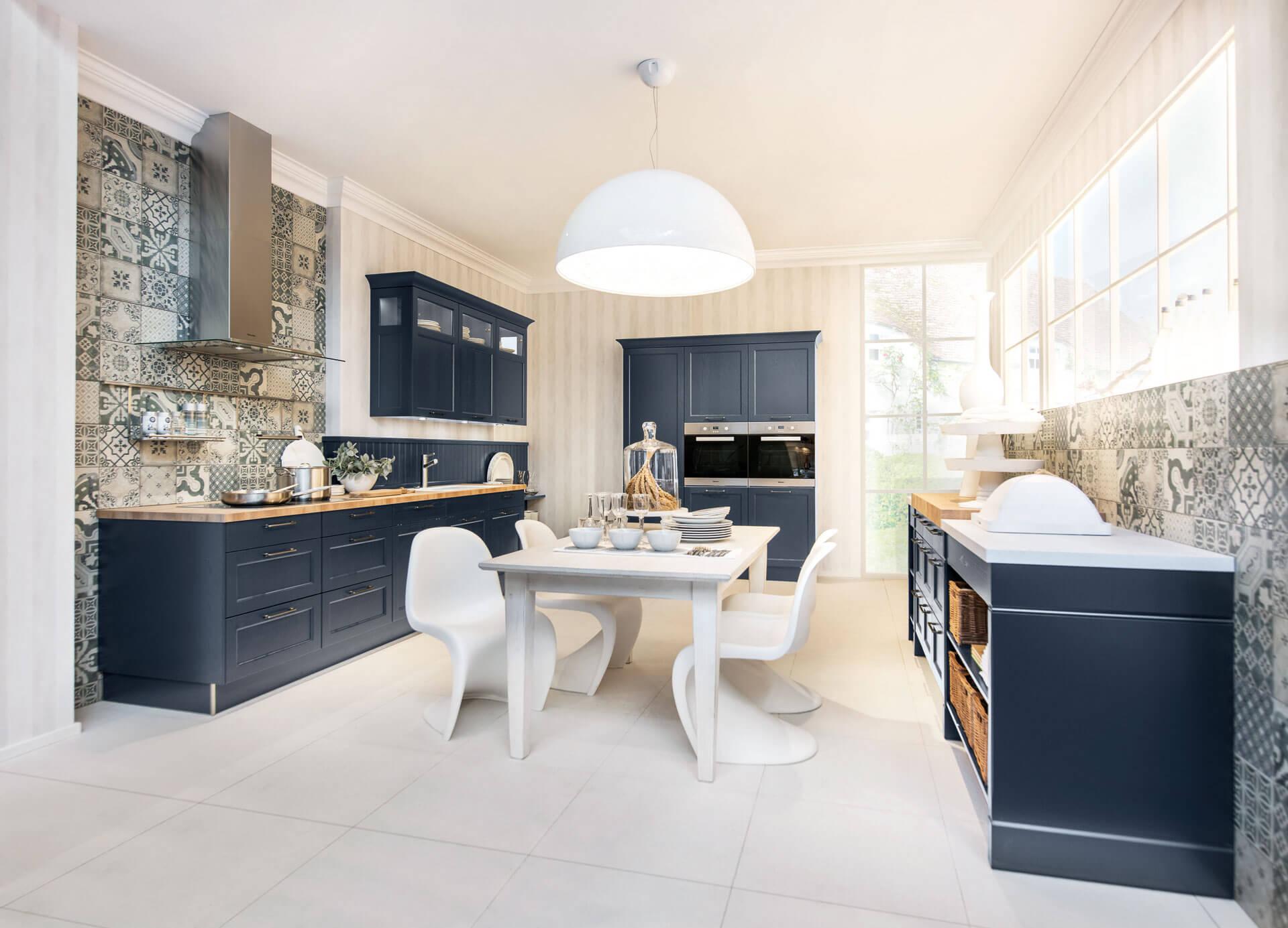 trois id es originales pour les murs de votre cuisine ai cuisines. Black Bedroom Furniture Sets. Home Design Ideas