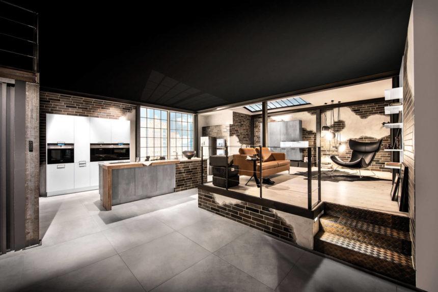 5 avantages à avoir une cuisine ouverte sur le salon
