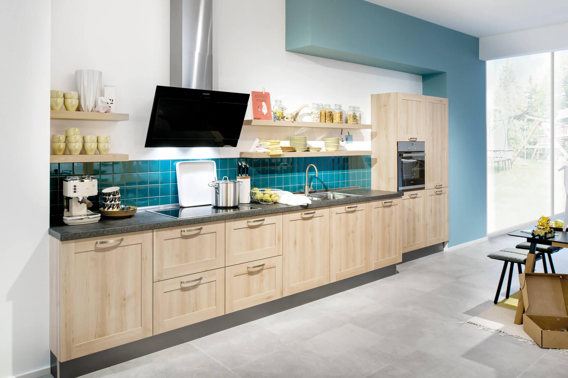 Découvrez les nouvelles tendance déco de votre cuisine ! - AI