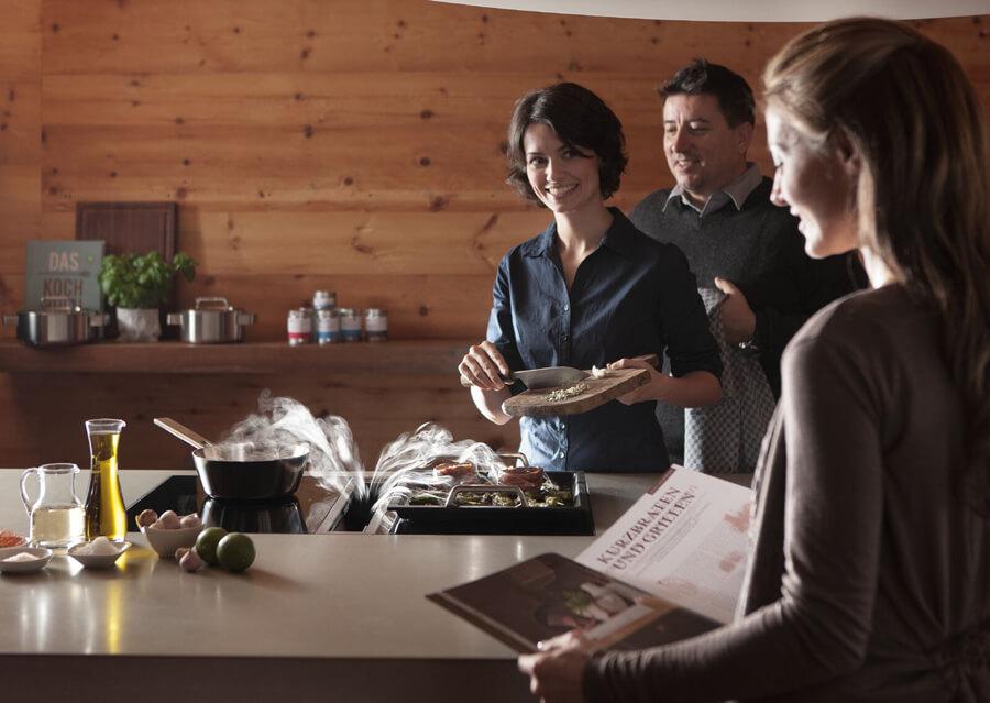 hotte de cuisine