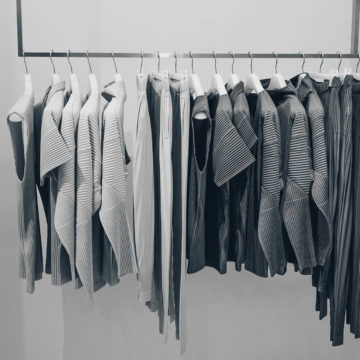 Trier et ranger ses vêtements d'après Marie Kondo