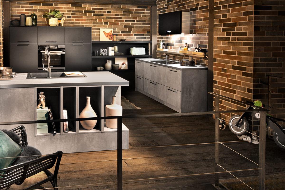 Reconnaitre Le Style D Un Meuble comment reconnaître une cuisine industrielle ? ai cuisines
