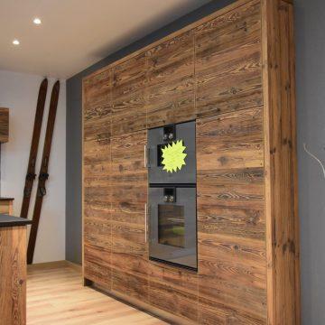 DESTOCKAGE avant travaux -50% – Cuisine vieux bois